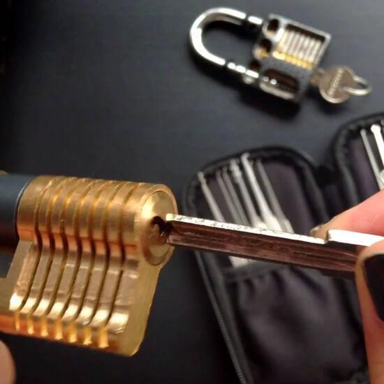 Новые методы вскрытия сейфов
